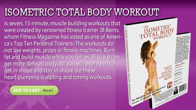 Isometric Total Body Workout